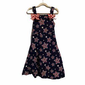 Jessica Ann Stars & Stripes Sundress Size 10